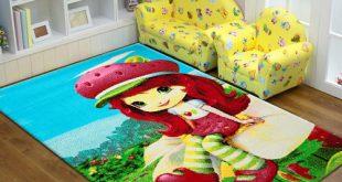 گلیم فرش های طرح کودک