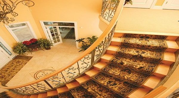 گلیم فرش راه پله جدید